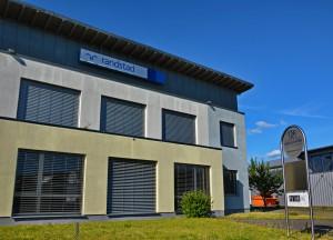 Bürogebäude – Passivhaus