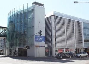Parkhaus Trier – Zuckerberg
